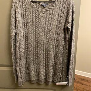 Dark Gray AE sweater